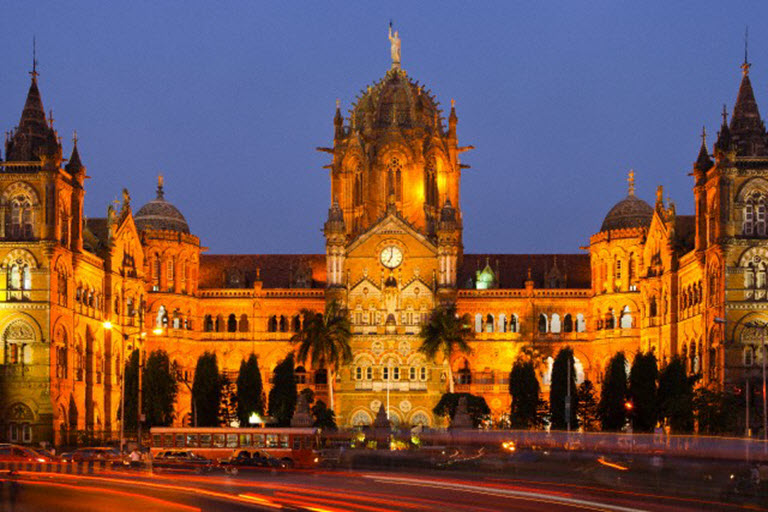 Chhatrapati Shivaji Terminus: It's More Than a Railway Station