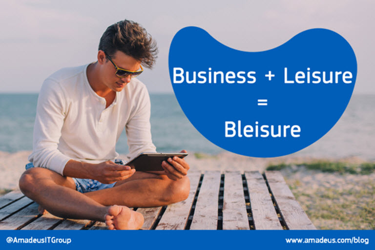 online travel consultant bleisure travel