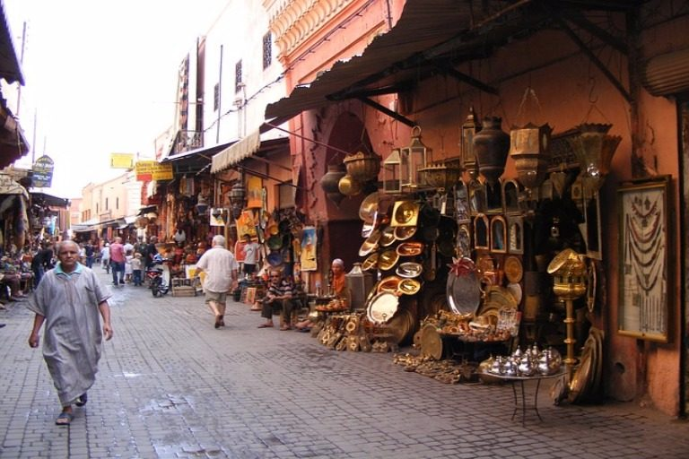 Experiencing the Best of Marrakesh, Morocco