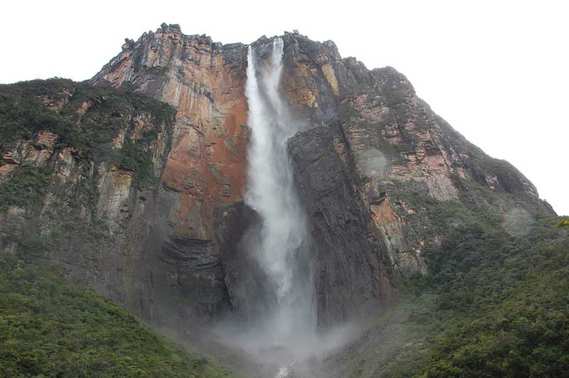 Angel Falls: The Highest Waterfall in the World