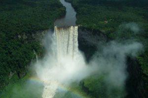 online travel consultant kaieteur falls
