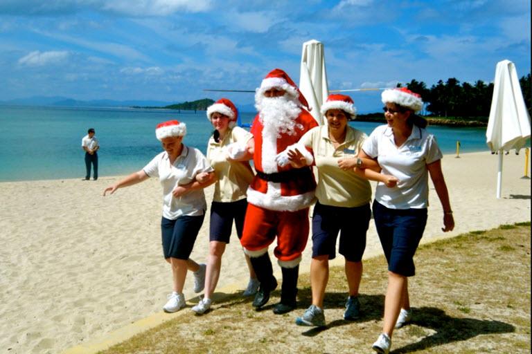 online travel consultant australian christmas