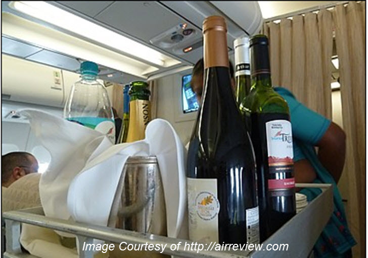 What You Need to Know About Carrying Alcohol and Drinking in Flight