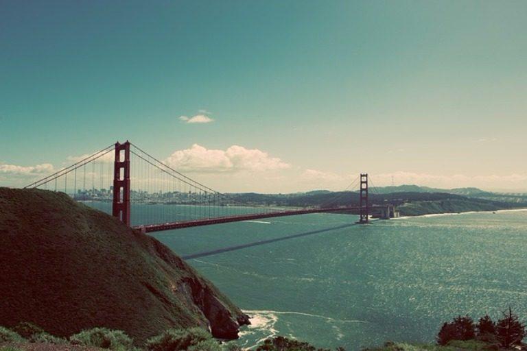 online travel consultant golden gate bridge
