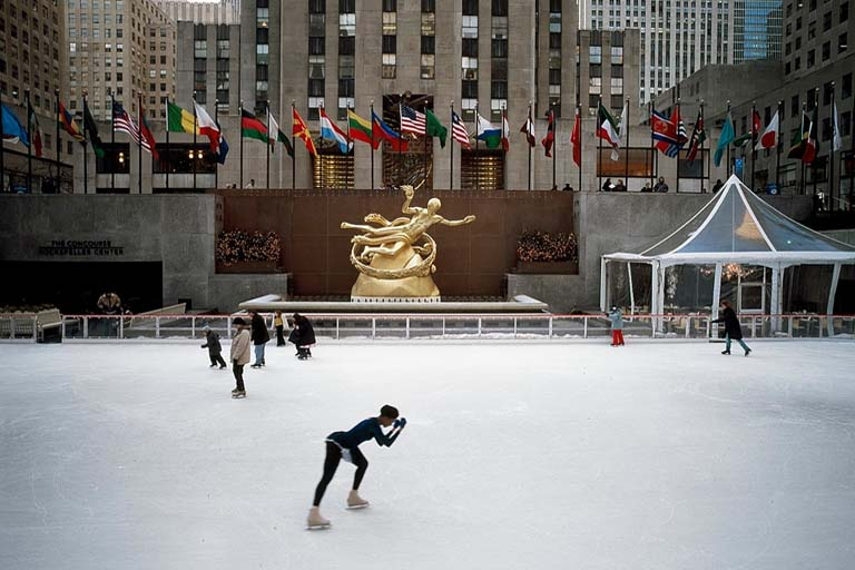 Rockefeller Center: Fulfilling the Vision Through the Years
