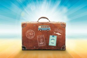 online travel consultant travel light