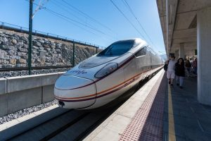 online travel consultant - renfe high speed train