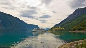 Sognefjorden of Norway