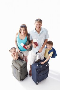 Travel: bulding memories with your kids