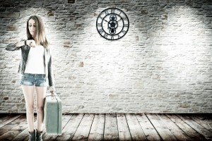 Travel or Urban Caching is time saving for travellers