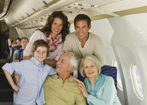 Multigenerational travel