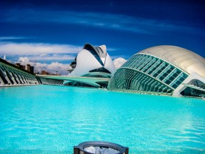 Summer in Spain - Valencia Museum of Arts and Sciences