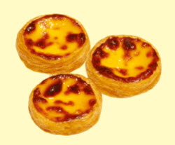 Lord Stow - egg tarts