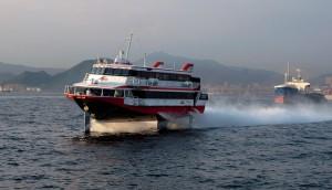 turbojet hong kong macau ferry service