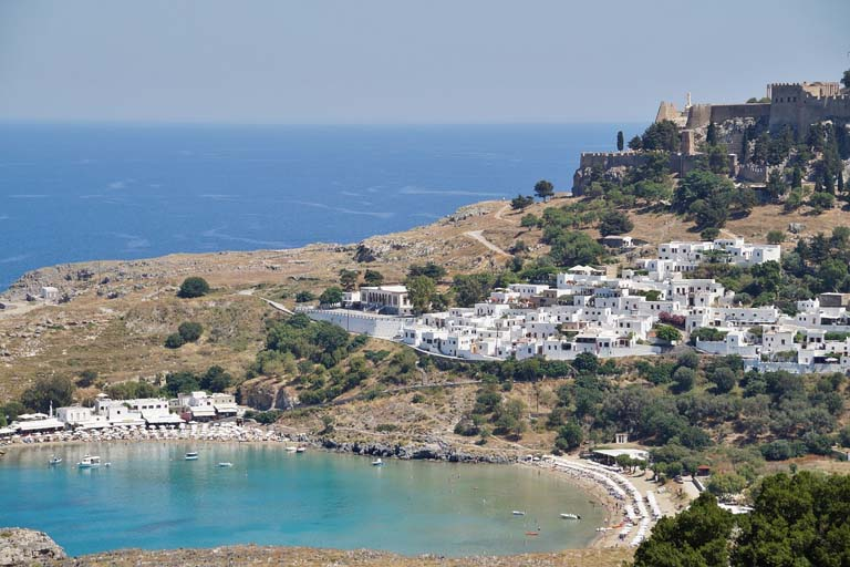 The Island of Rhodes – Introduction