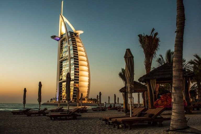 Burj Al Arab: Checking Out the World's First 7-Star Hotel