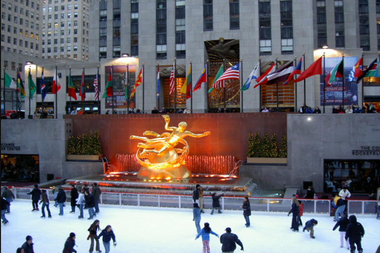 The Attractions that You Must Not Miss While at the Rockefeller Center