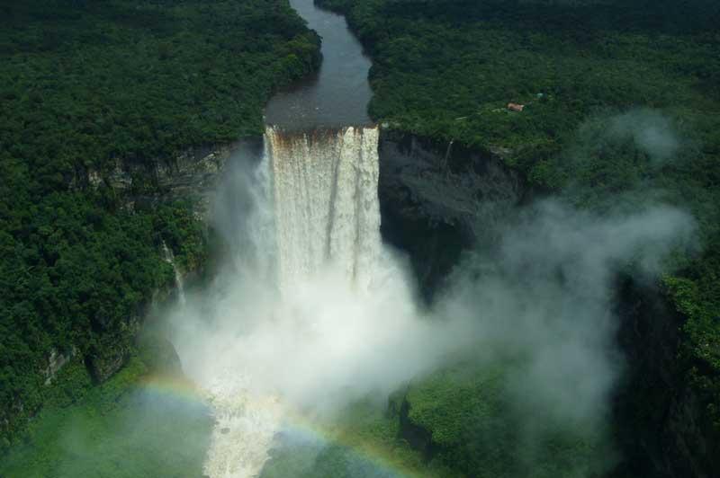 Kaieteur Falls: World's Highest Single-Drop Waterfall
