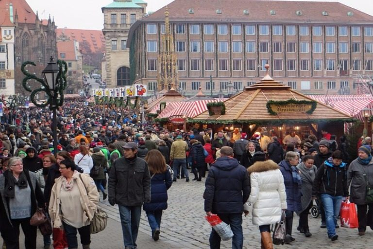 Christmas Markets:  Travel and Shop in Germany