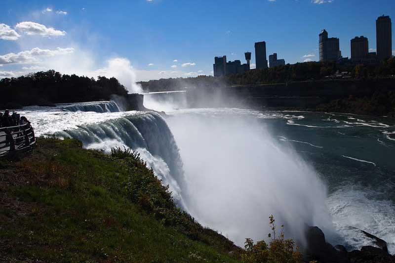 Niagara Falls: Three Waterfalls in One