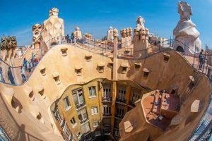 online travel consultant barcelona gaudi