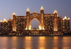 online travel consultant atlantis hotel dubai