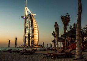 online travel consultant burj al arab